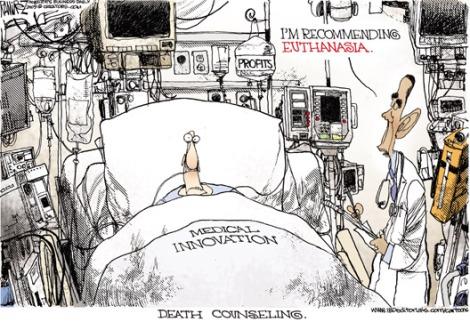 Dr. Obama and Euthanasia