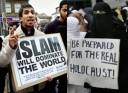 islam protestors