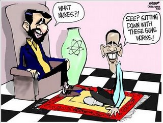 Negotiate with Iran