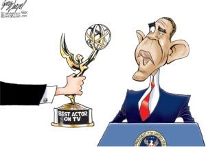 Obama best actor