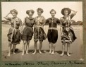 37+Women+in+bathing+suits+on+Collaroy+Beach,+1908,++photographed+by+Colin+Caird