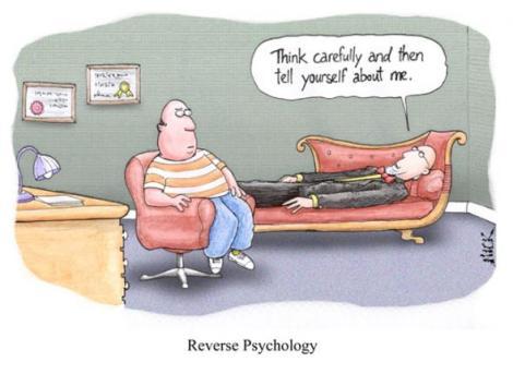 reverse-psychology
