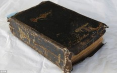 elvis presleys bible