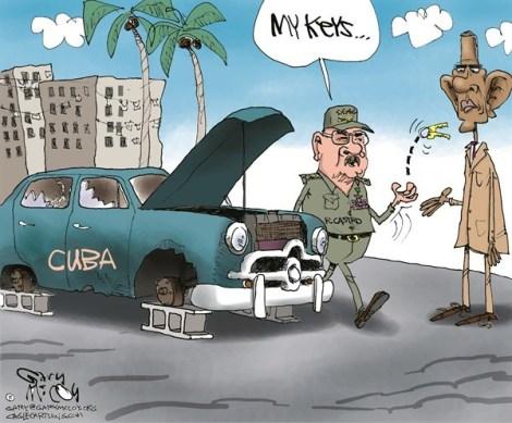 Cuba and Obama