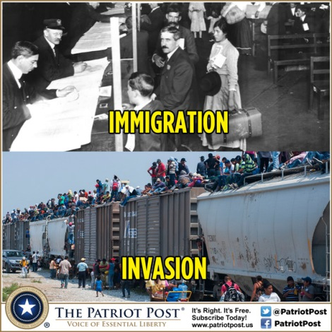 Immigration or invasion