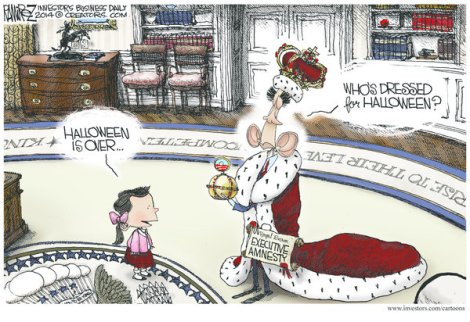 Obama and exec amnesty