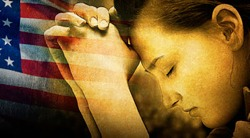 Australia prays