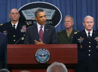 Obama-unveils-strategy-for-leaner-military-DJQ60CH-x-large