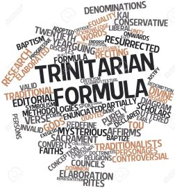 17409489-Abstract-word-cloud-for-Trinitarian-formula-with-related-tags-and-terms-Stock-Photo