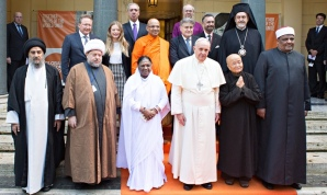 Religious leaders at the Vatican