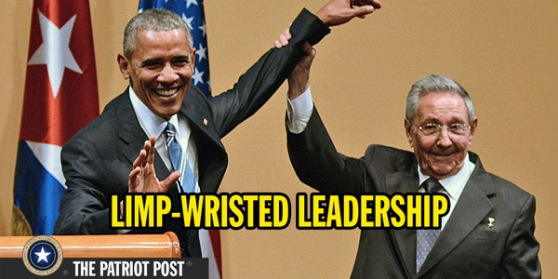Limp-wristed leadership