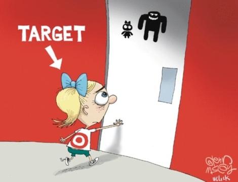 Target restrooms