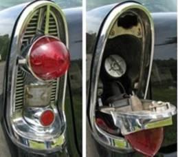 1956 Gas tank