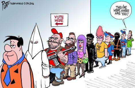 non-voter-toon
